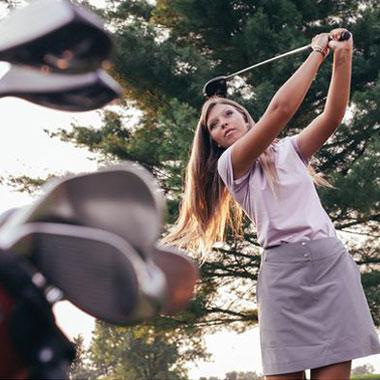 Clases particulares de golf