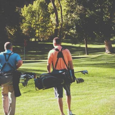 Clases de golf para empresas y grupos