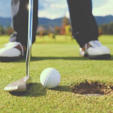 Entrenamientos específicos de golf
