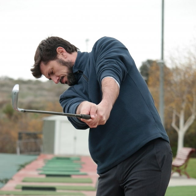 David Laguna, instructor DLP Golf